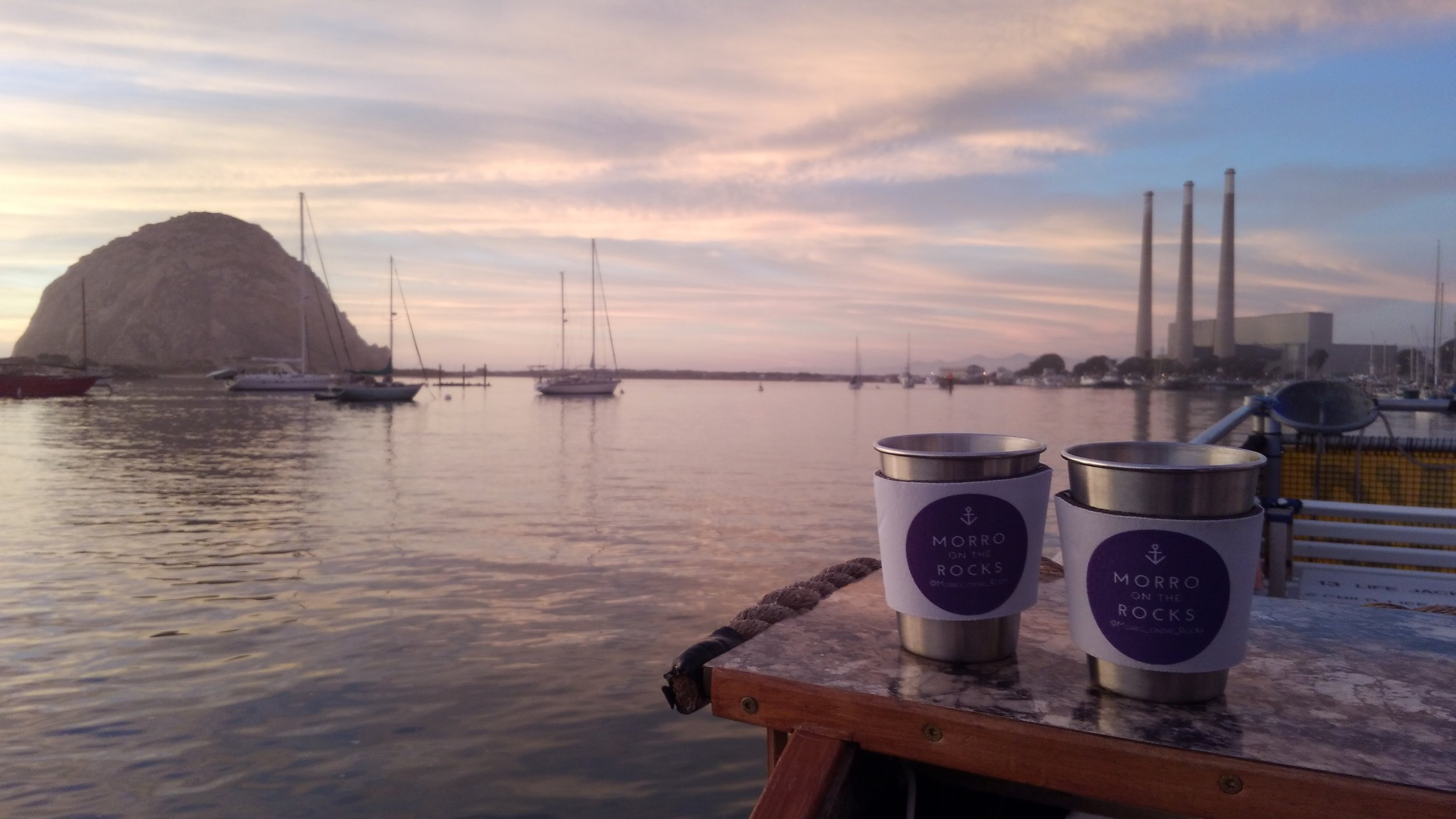 Friday Sunsets - Summer, 2019 7:30-9pm Kick off your weekend with the best view of sunset in Morro Bay! Dance, drink, chill on board the Dos Osos party boat for these public, ticketed events.