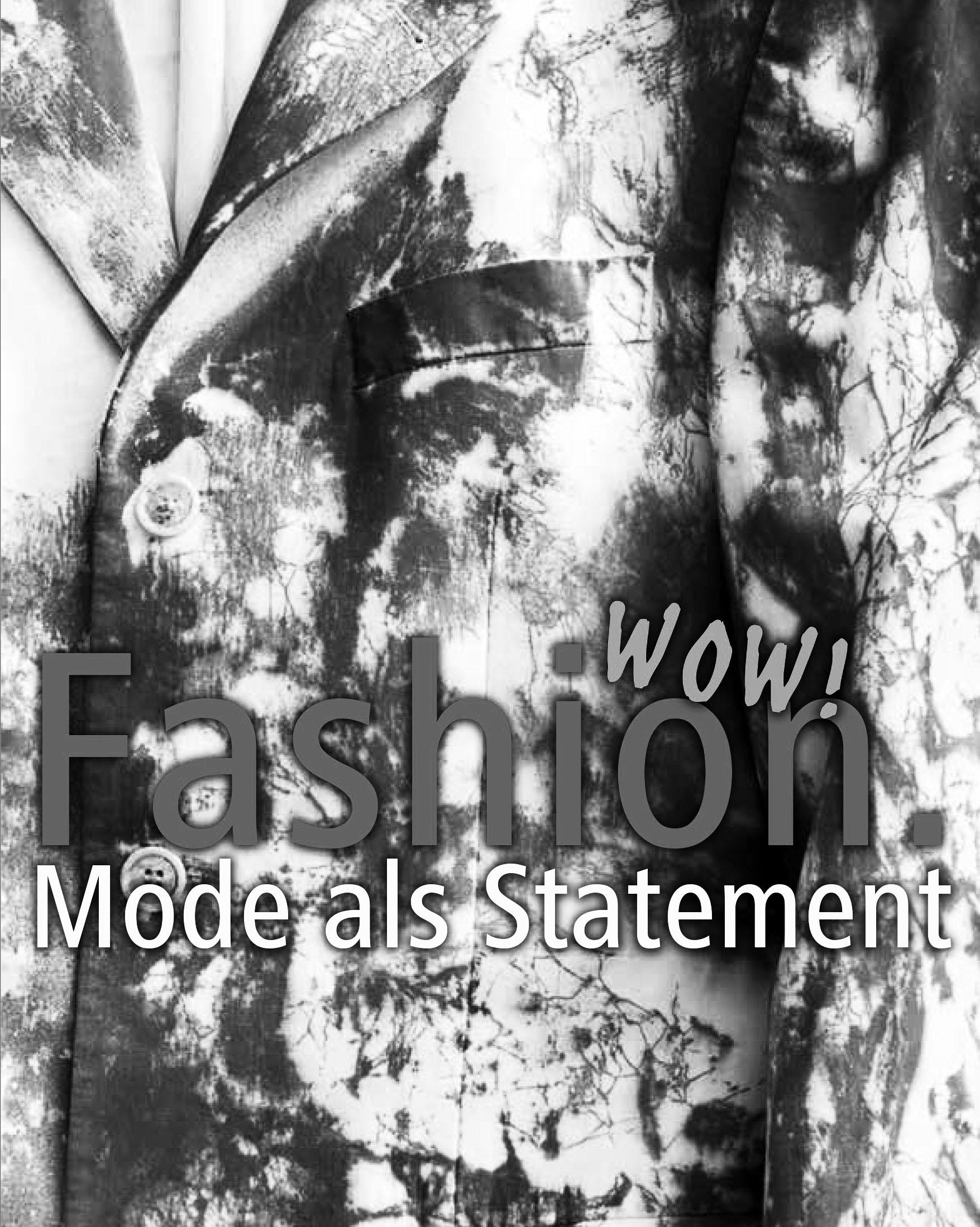 Fashion as statement - EventsOpening15. June 2018 - 19:00Duration15. June 2018 - 08. September 2018Galerie Freihausgasse, Galerie der Stadt Vilach, 9500 Villachhttp://www.dieangewandte.at/en/news/exhibitions/detail…