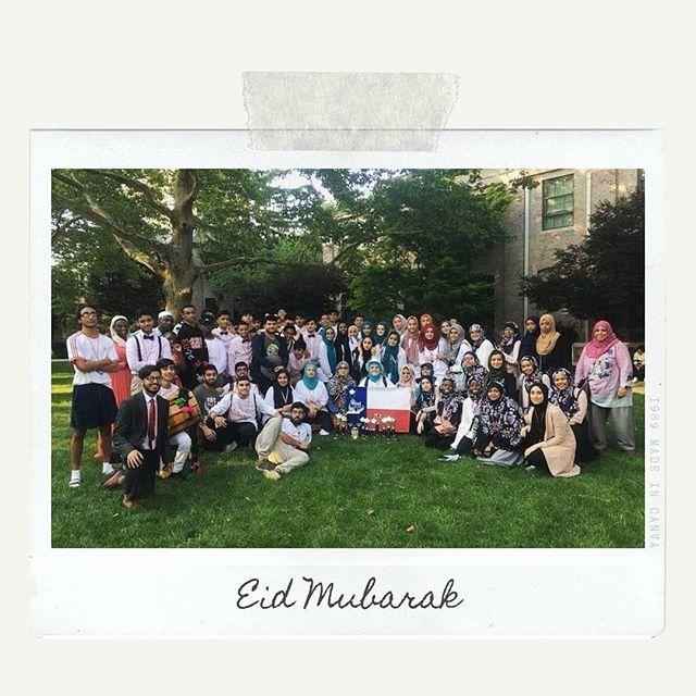 Eid Mubarak everyone! Here's a throwback to Nationals 2018!  #mistdallas #eid