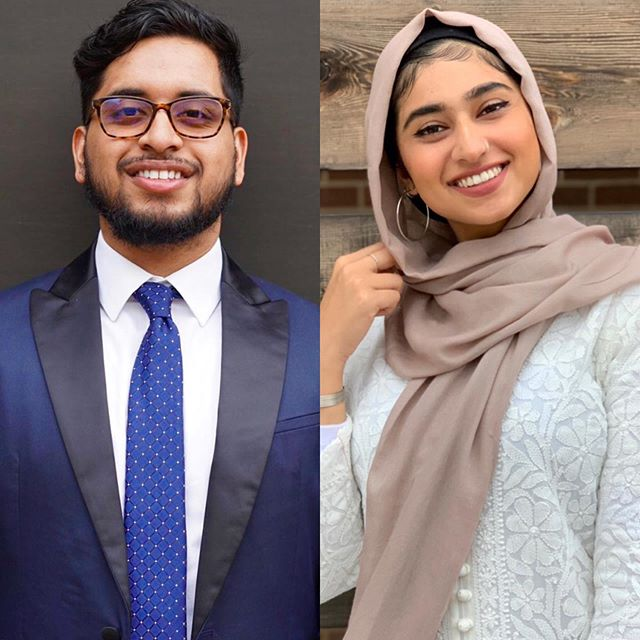 Introducing your MIST Dallas 2020 Directors!  Zain Battla will be returning as your Regional Director and Sauleha Husain will be taking the position of Associate Director. We hope you are excited for MIST Dallas 2020!  Stay tuned for board member applications :)