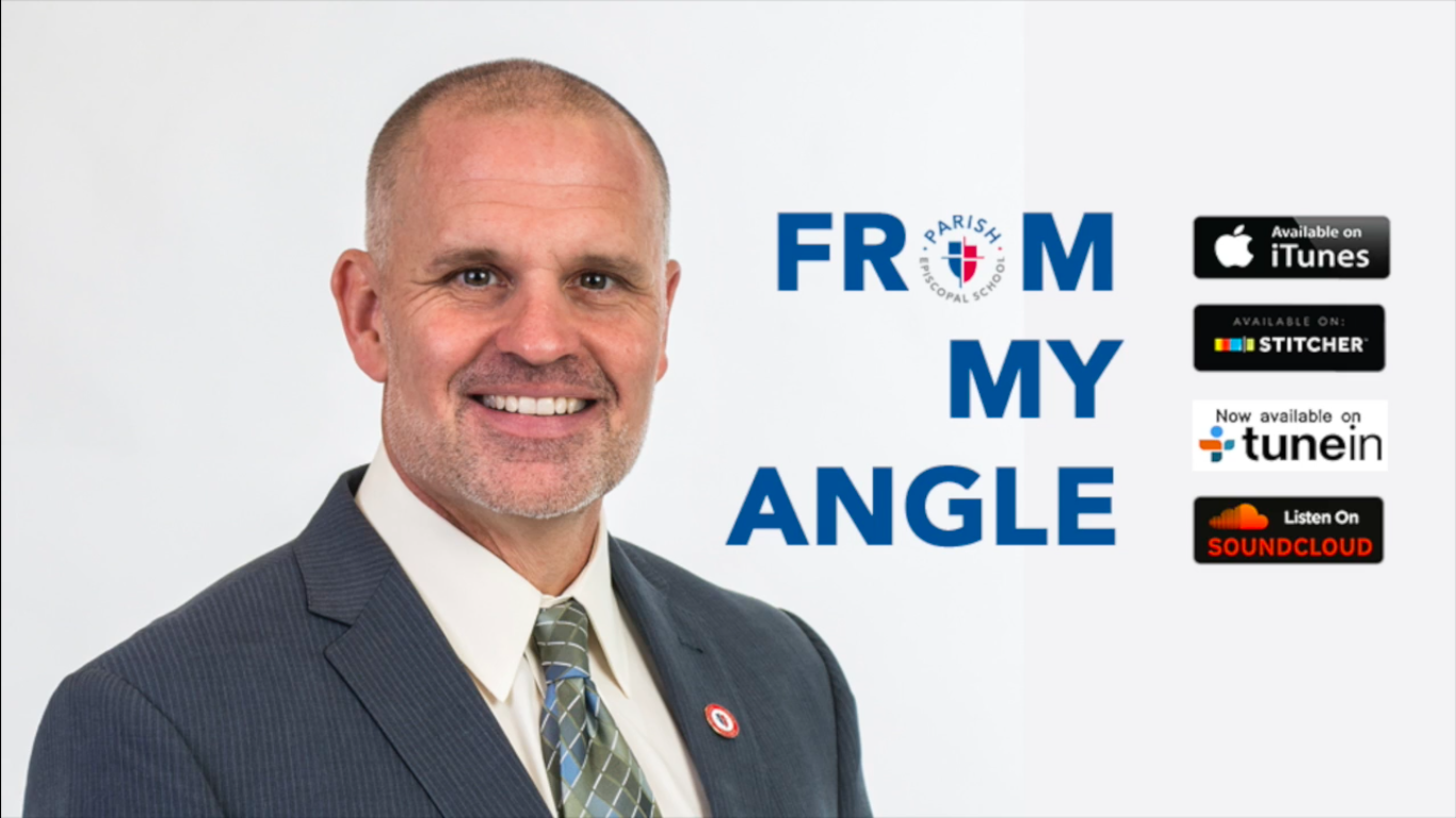 From My Angle   A podcast that consists of interviews and thoughts from a life-long educator ...