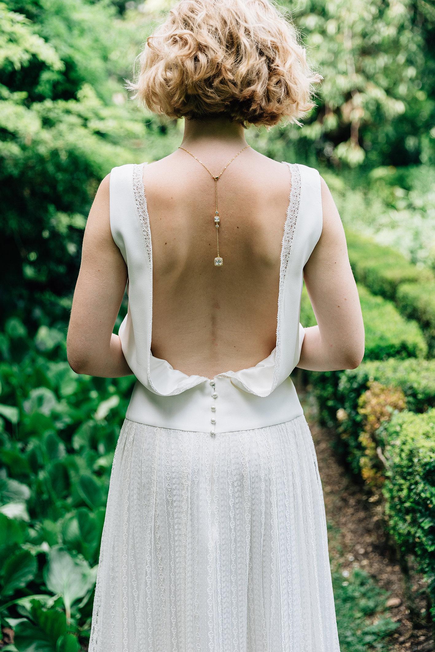 Robe Joséphine