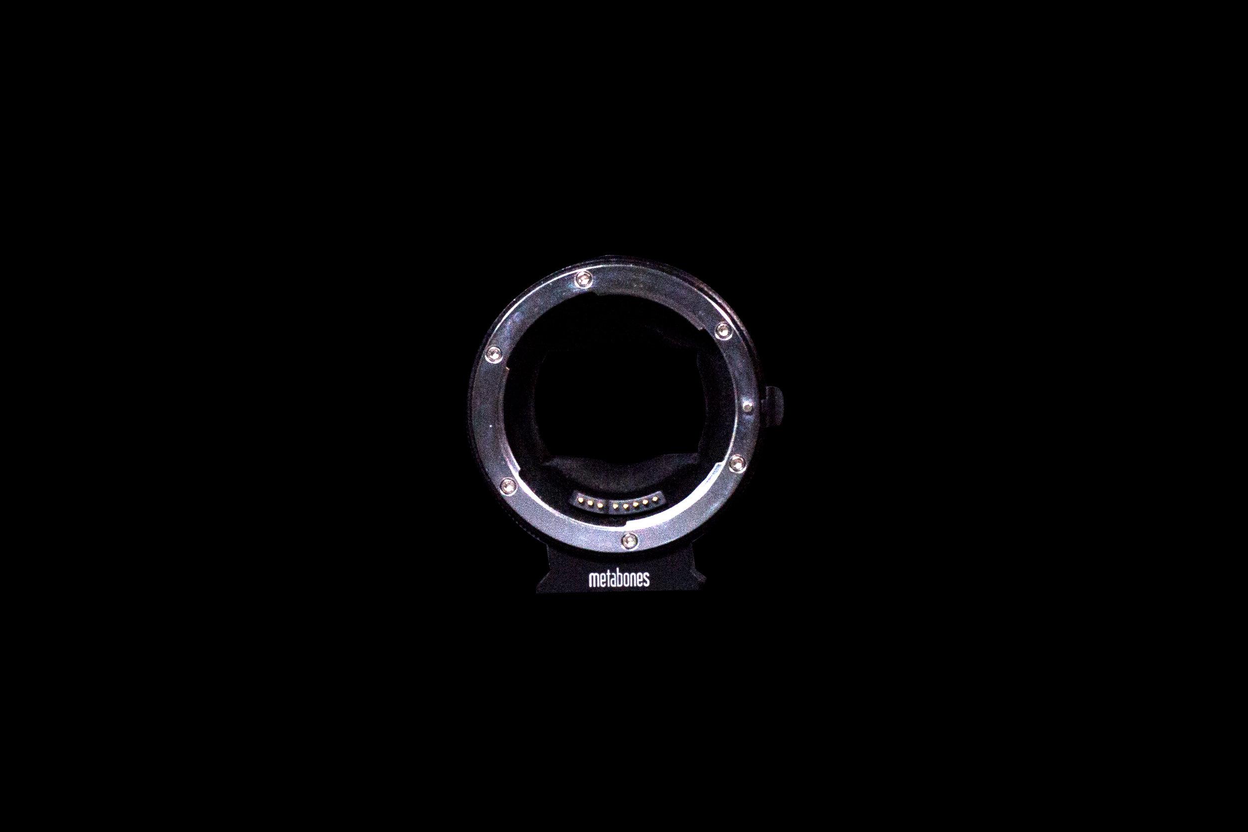 Metabones Canon EF Lens to Sony E Mount Adaptor