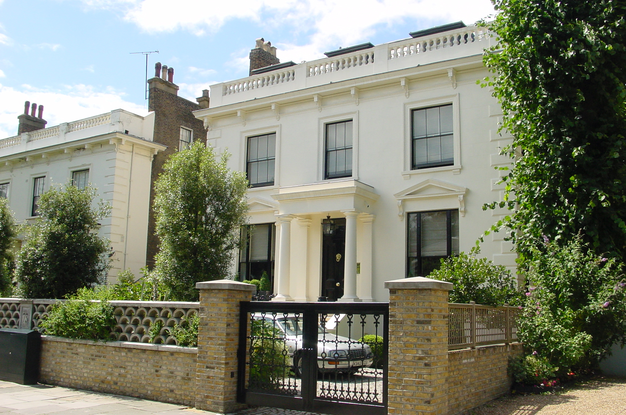 Addison Road, Holland Park
