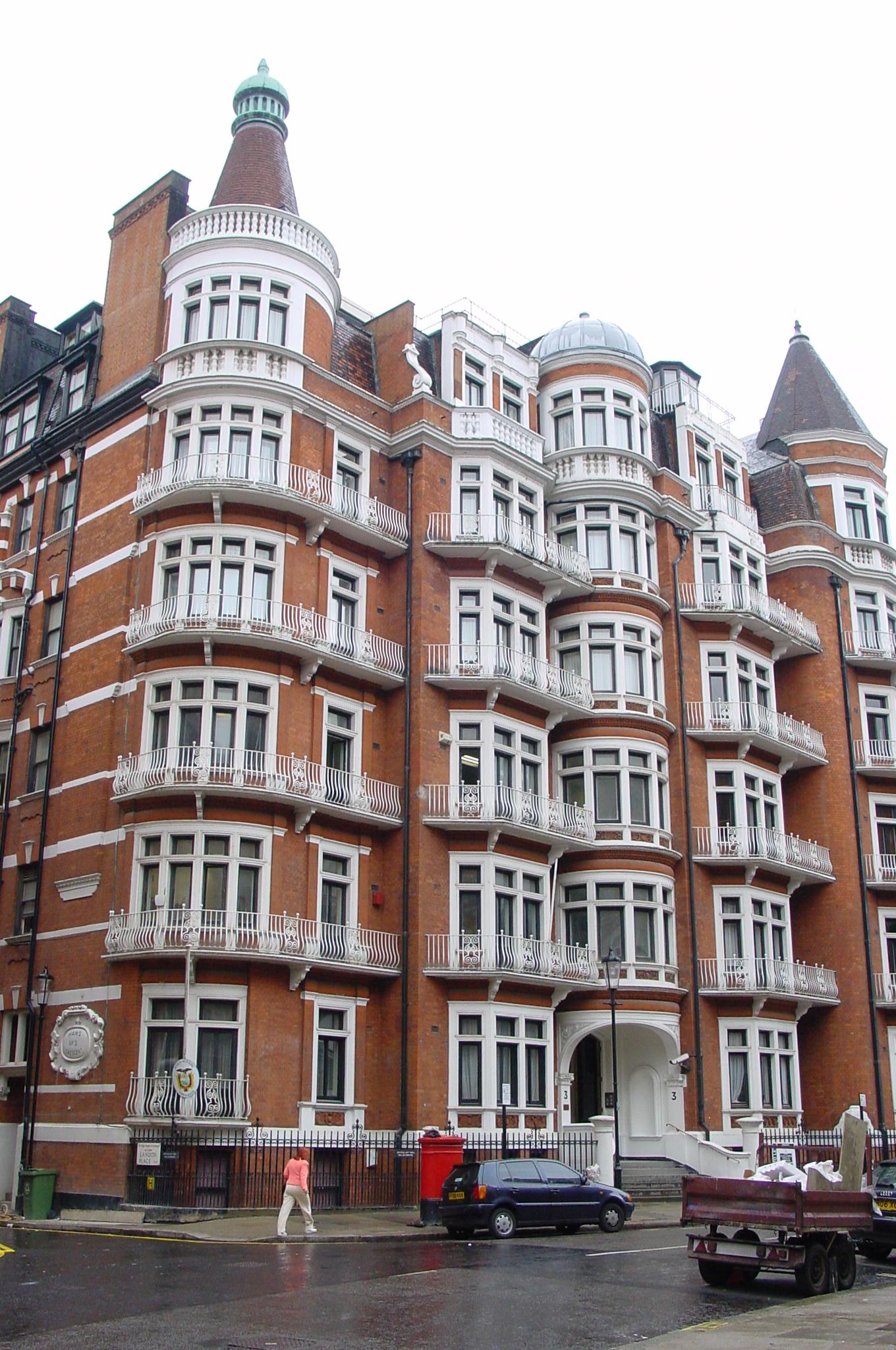 Hans Place, Knightsbridge