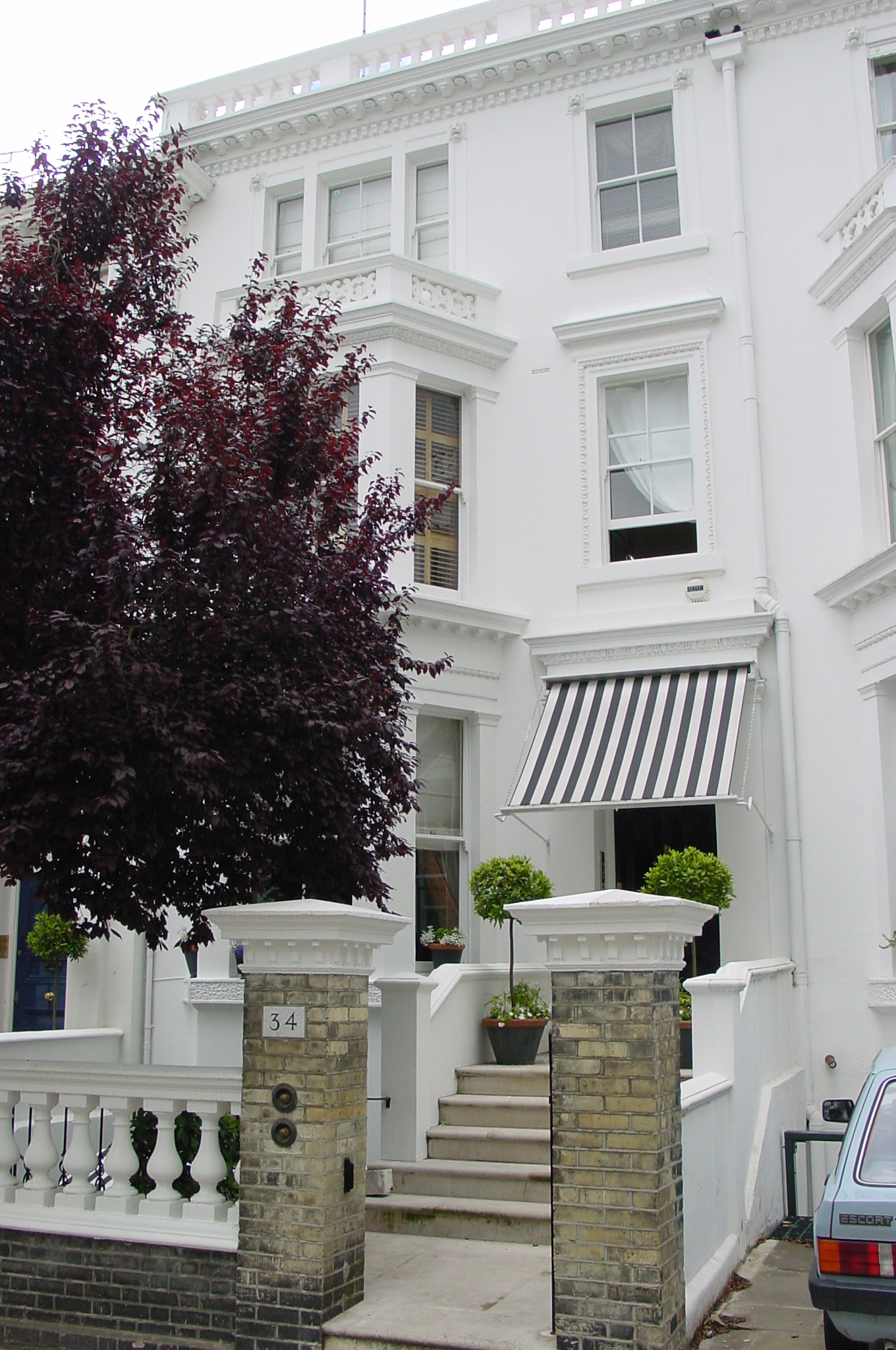 Argyll Road, Kensington