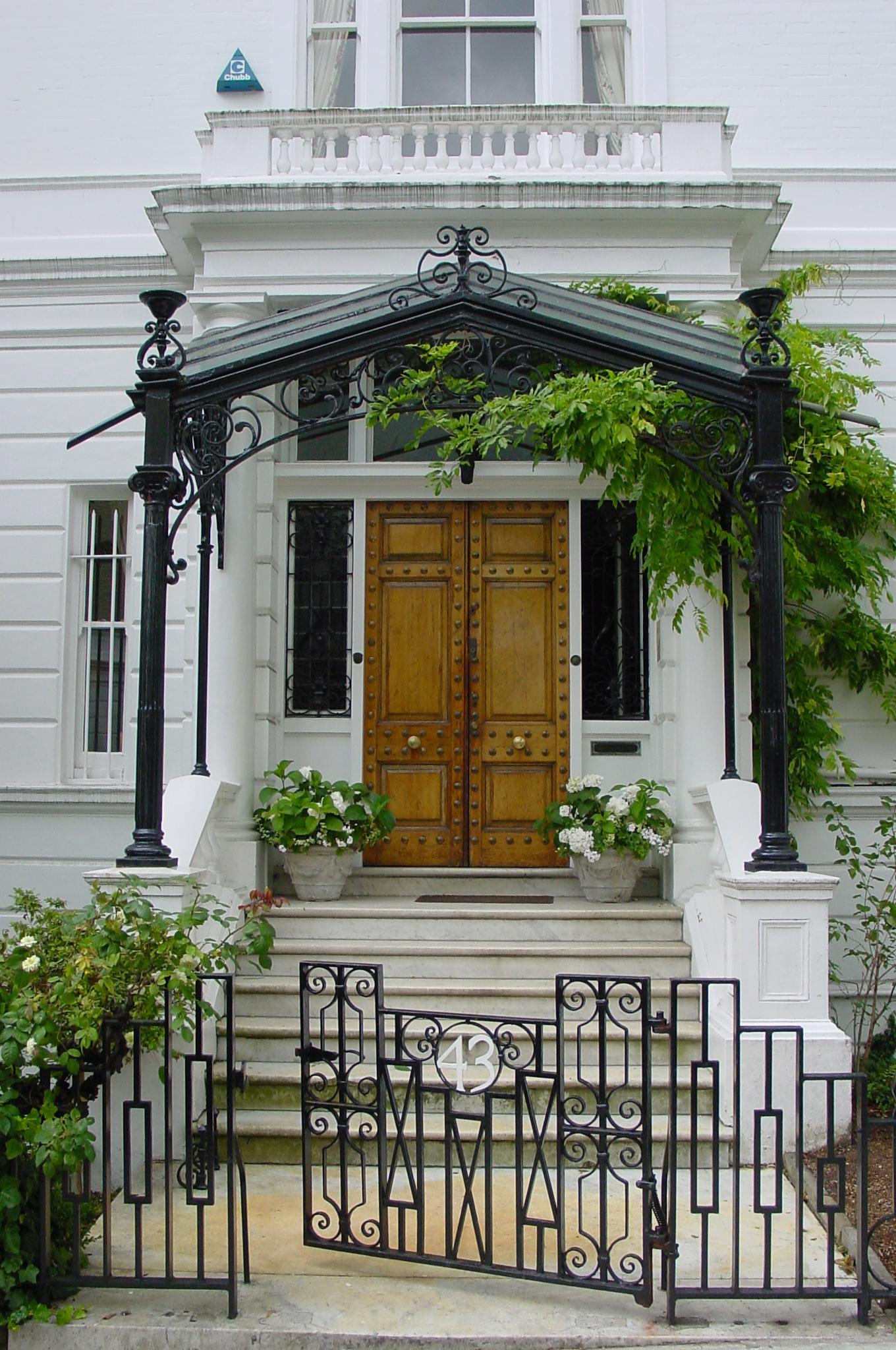 Philimore Gardens, Kensington