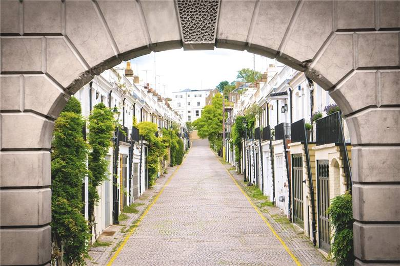 Holland Park Mews, Kensington