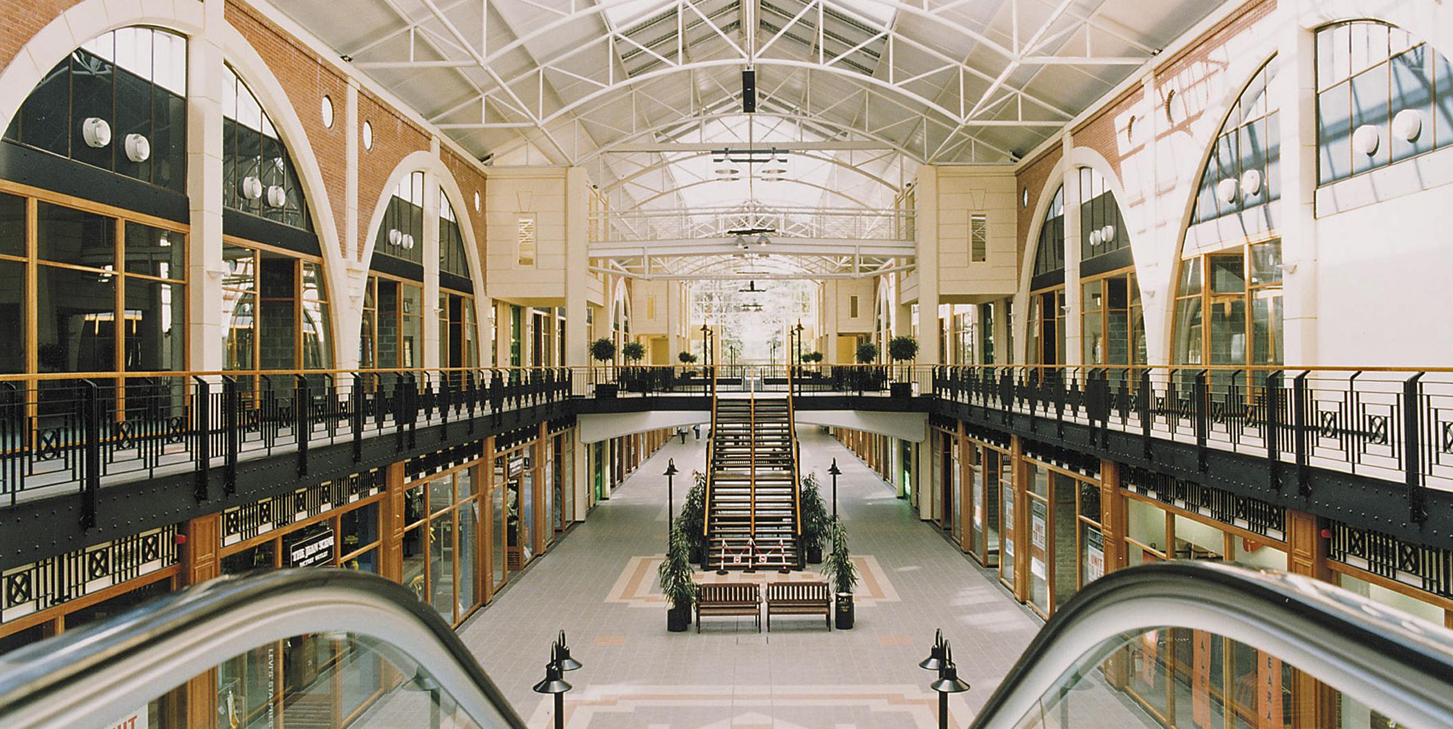 Nine Shopping Centres