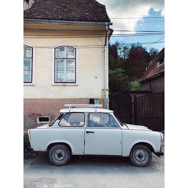 Transylvania #trabant