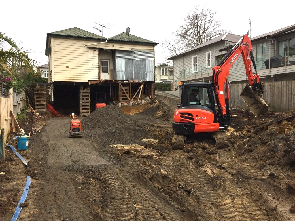 Earthworks Solutions Paramount Construction Proven