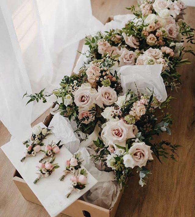 Monique's blooms captured beautifully by @abouttimeco ✨