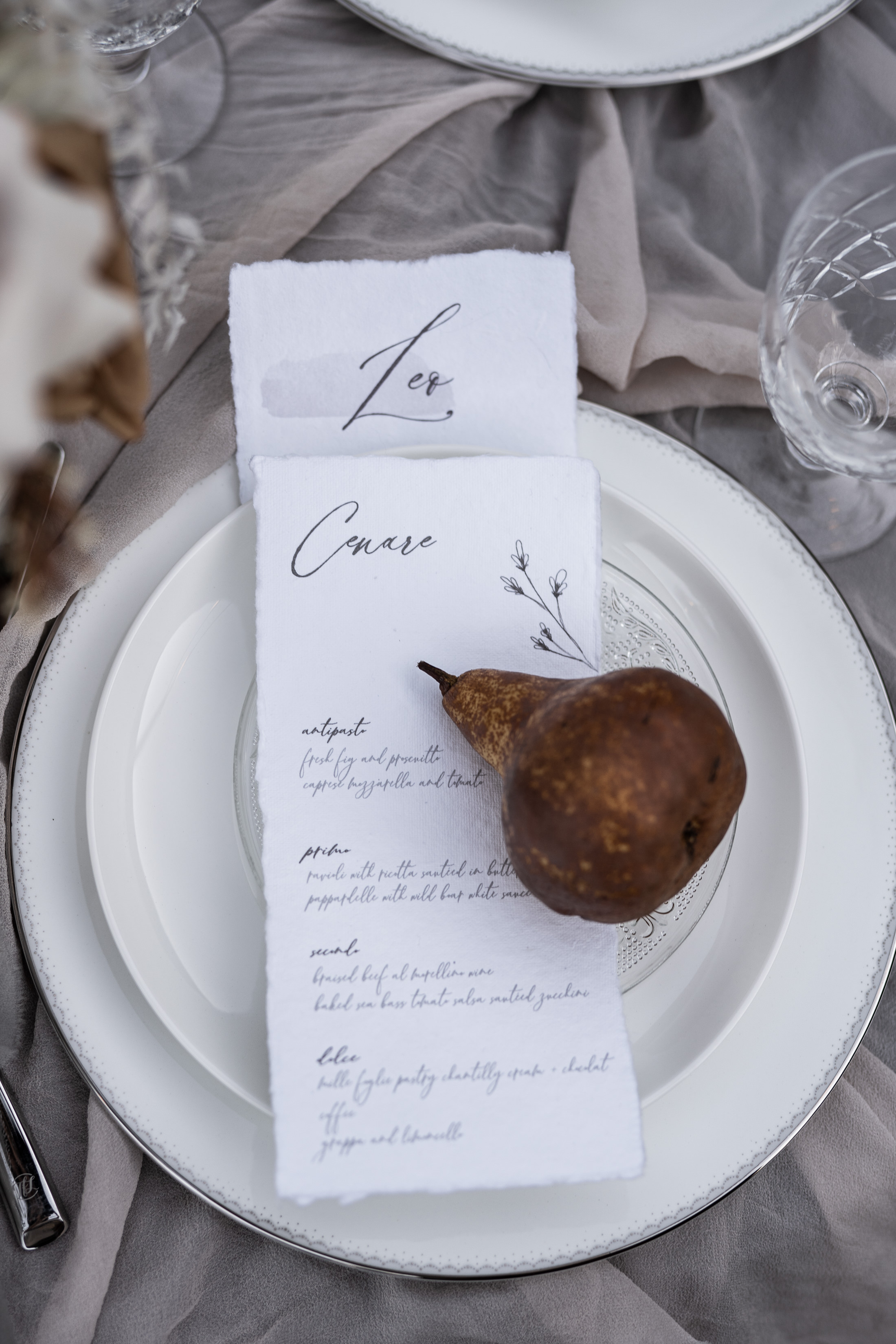 Styled Shoot Brisbane Stationery