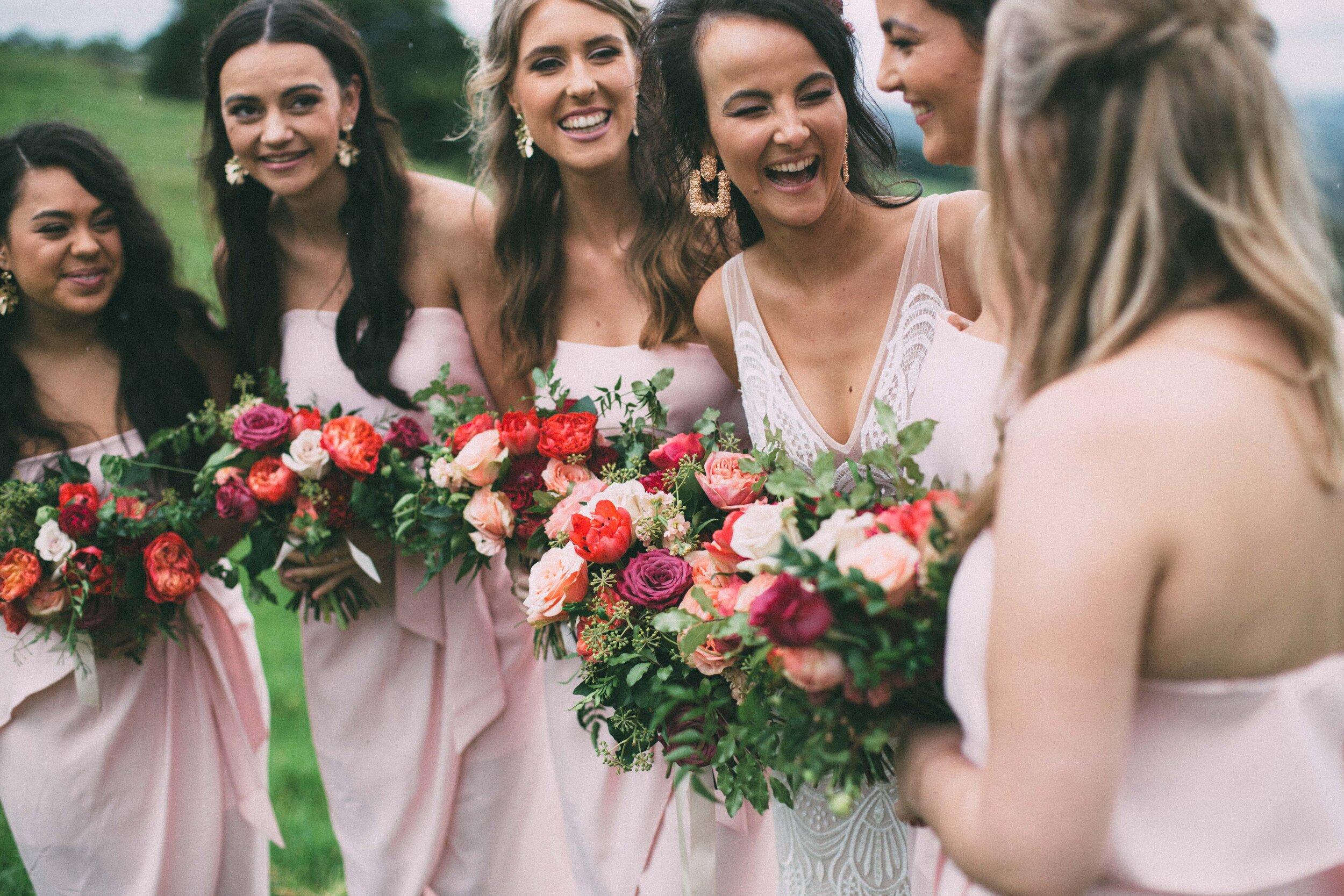 Wedding Flowers Sunshine Coast - Photo By Alcorn Images