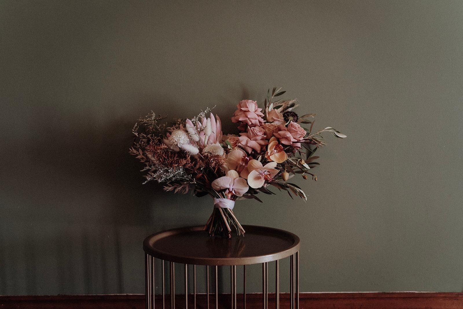 Boho Bouquet Brisbane Florist Gwen Floral Co