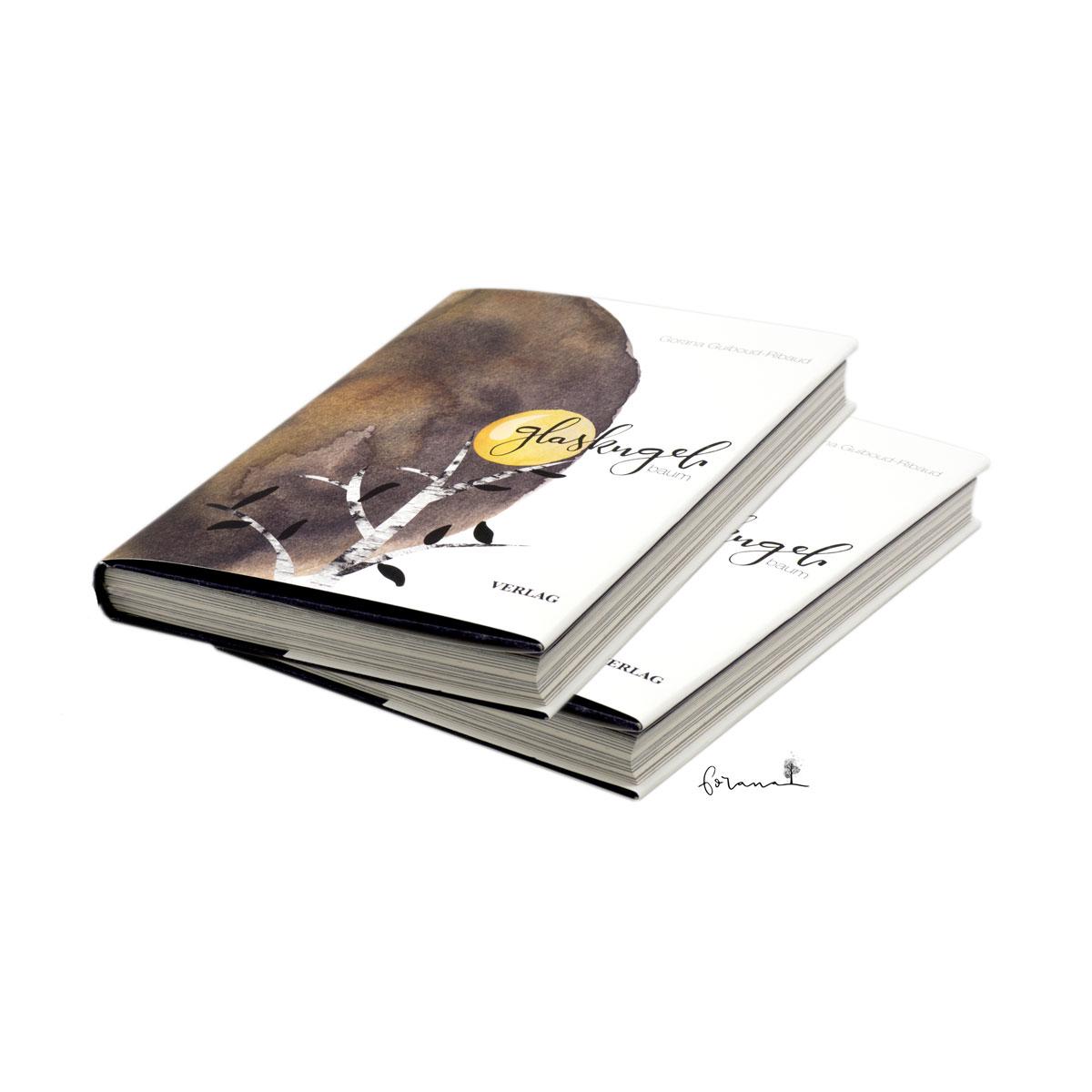 Coverdesign für das Buch
