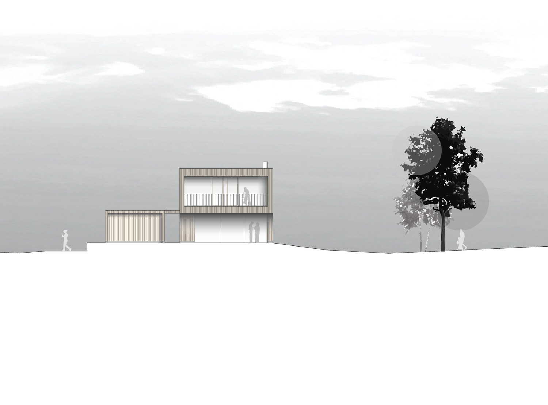 Architektur Plan Layout - Ausschnitt aus Plakat
