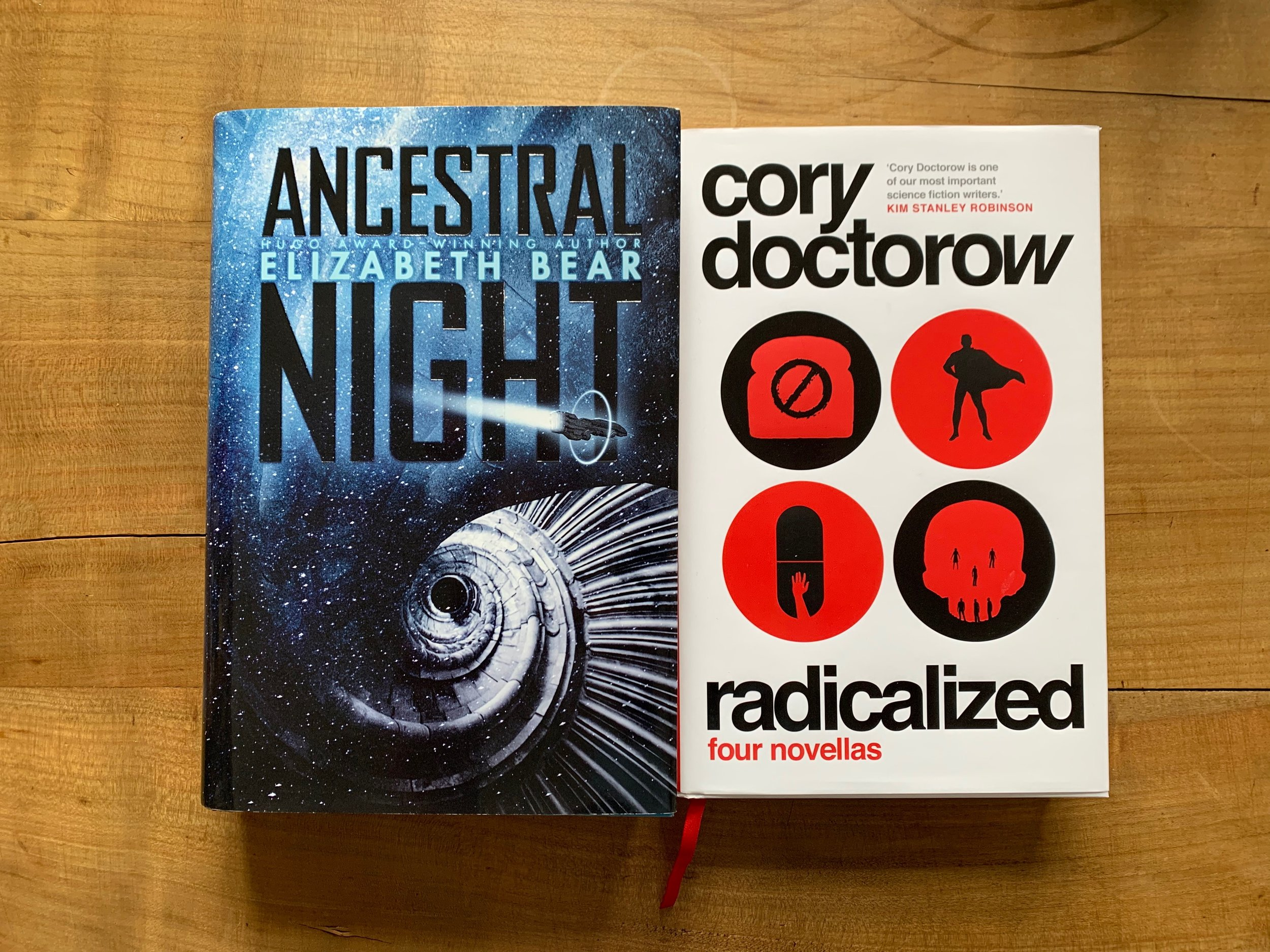 Ancestral Night, Radicalized