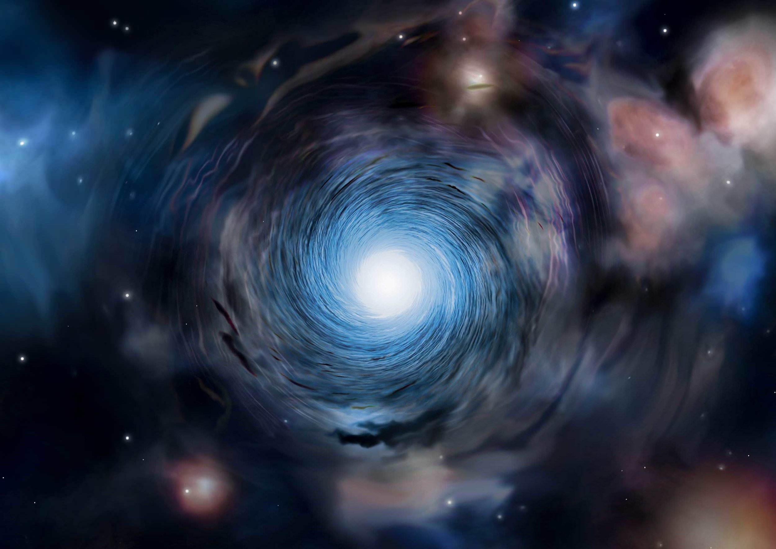 Galactic Spin