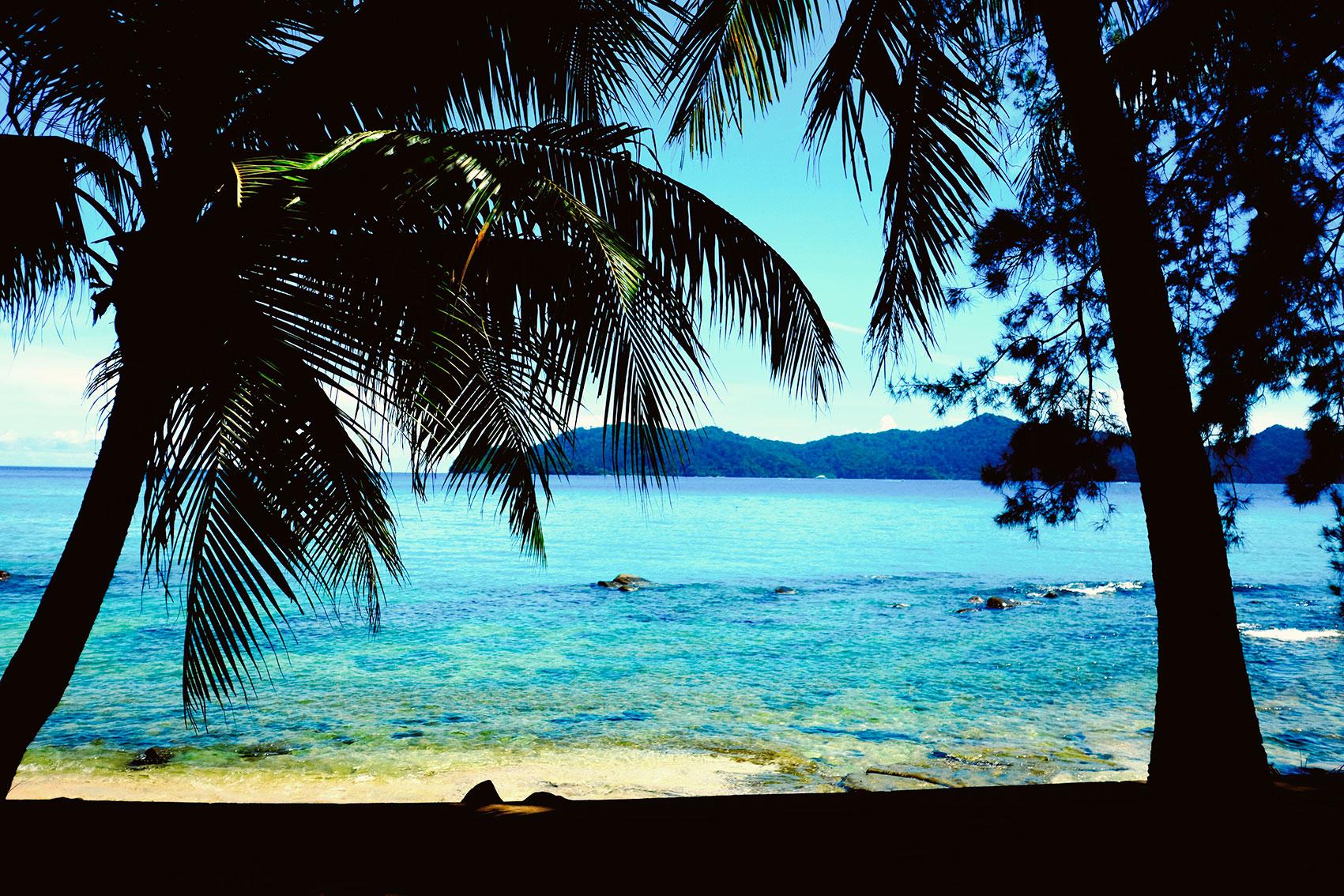 Manukan Island Kota Kinabalu