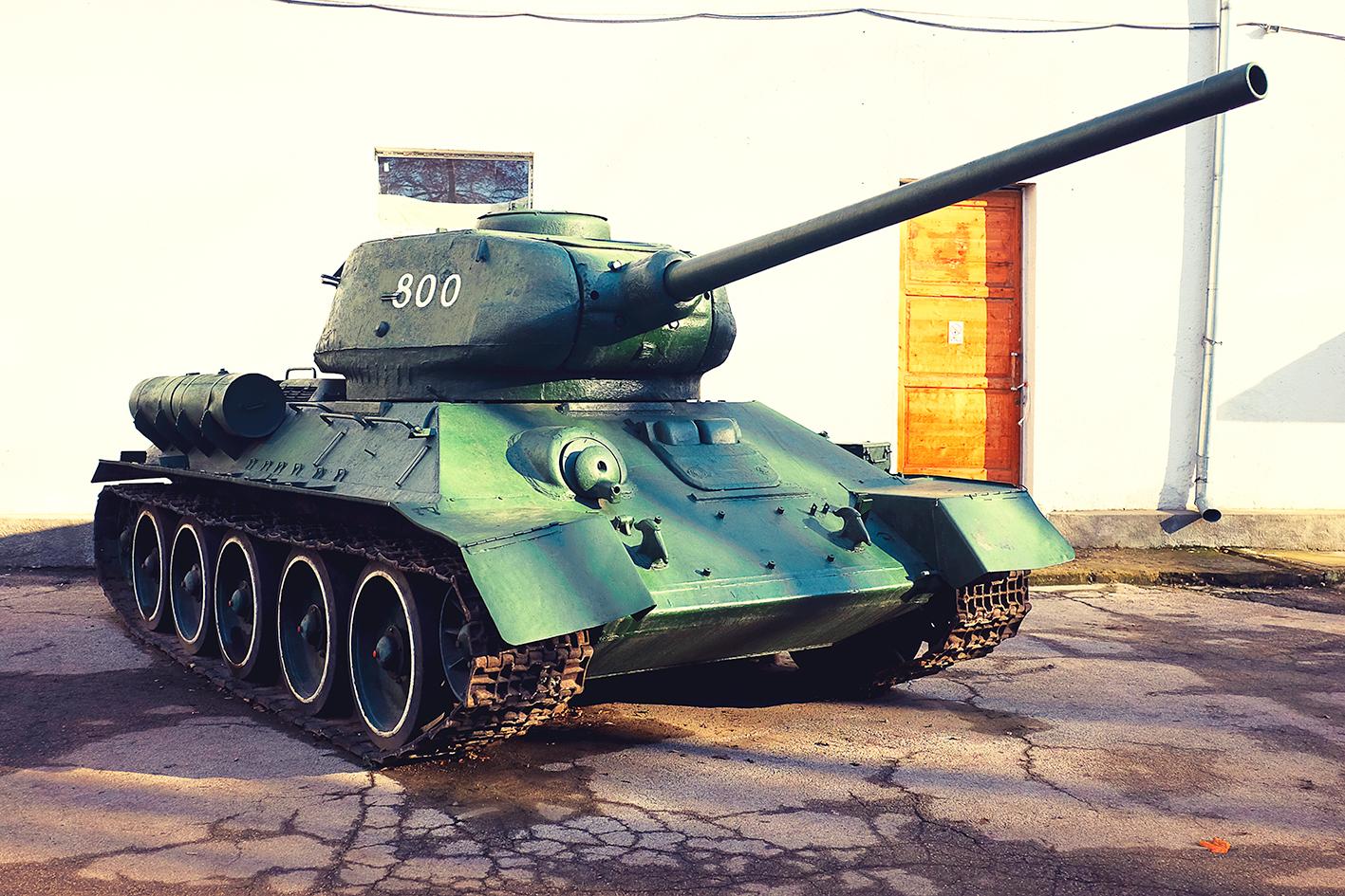 Chisinau, Military Museum Moldova