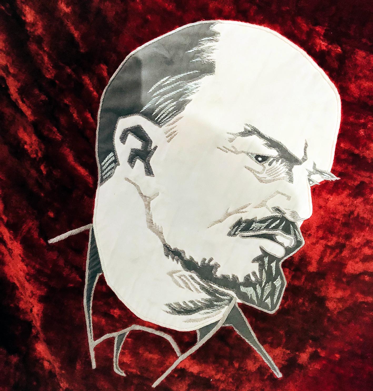 Lenin, Chisinau Moldova