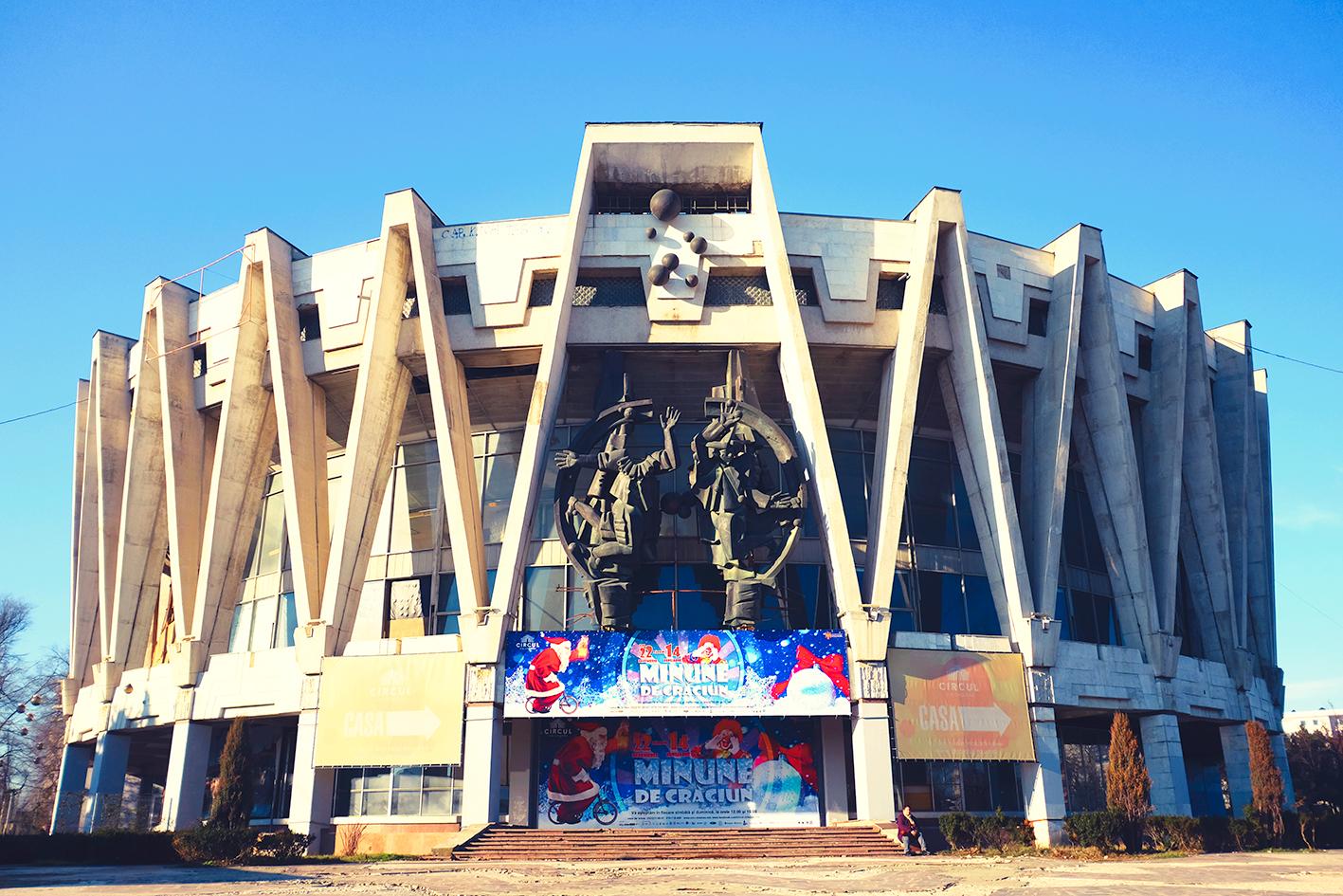 Chisinau State Circus