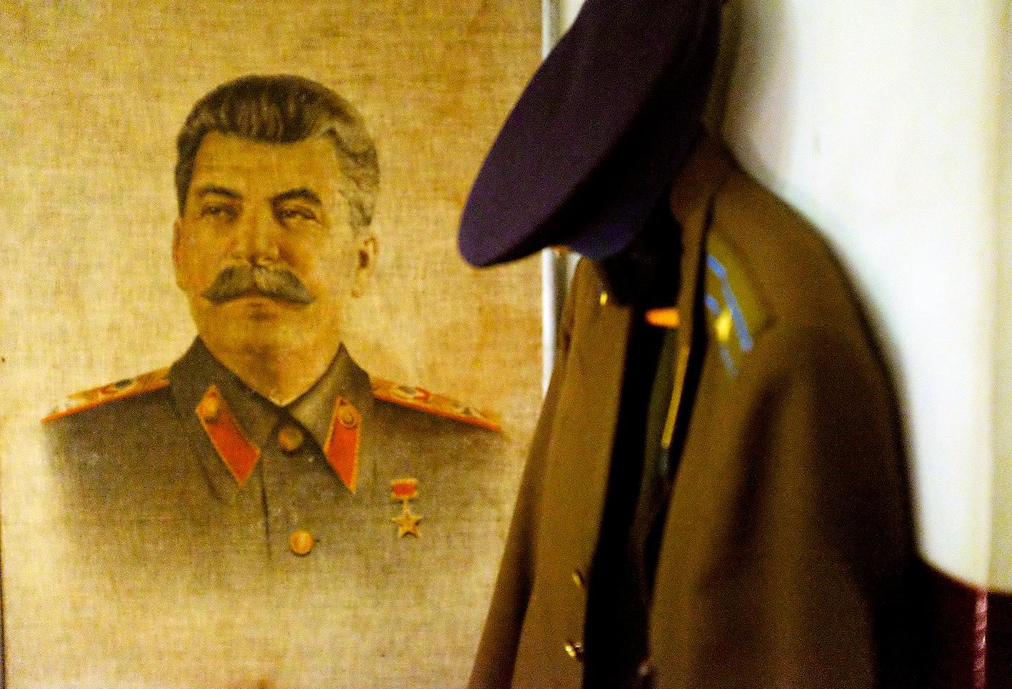 Stalin Tartu estonia