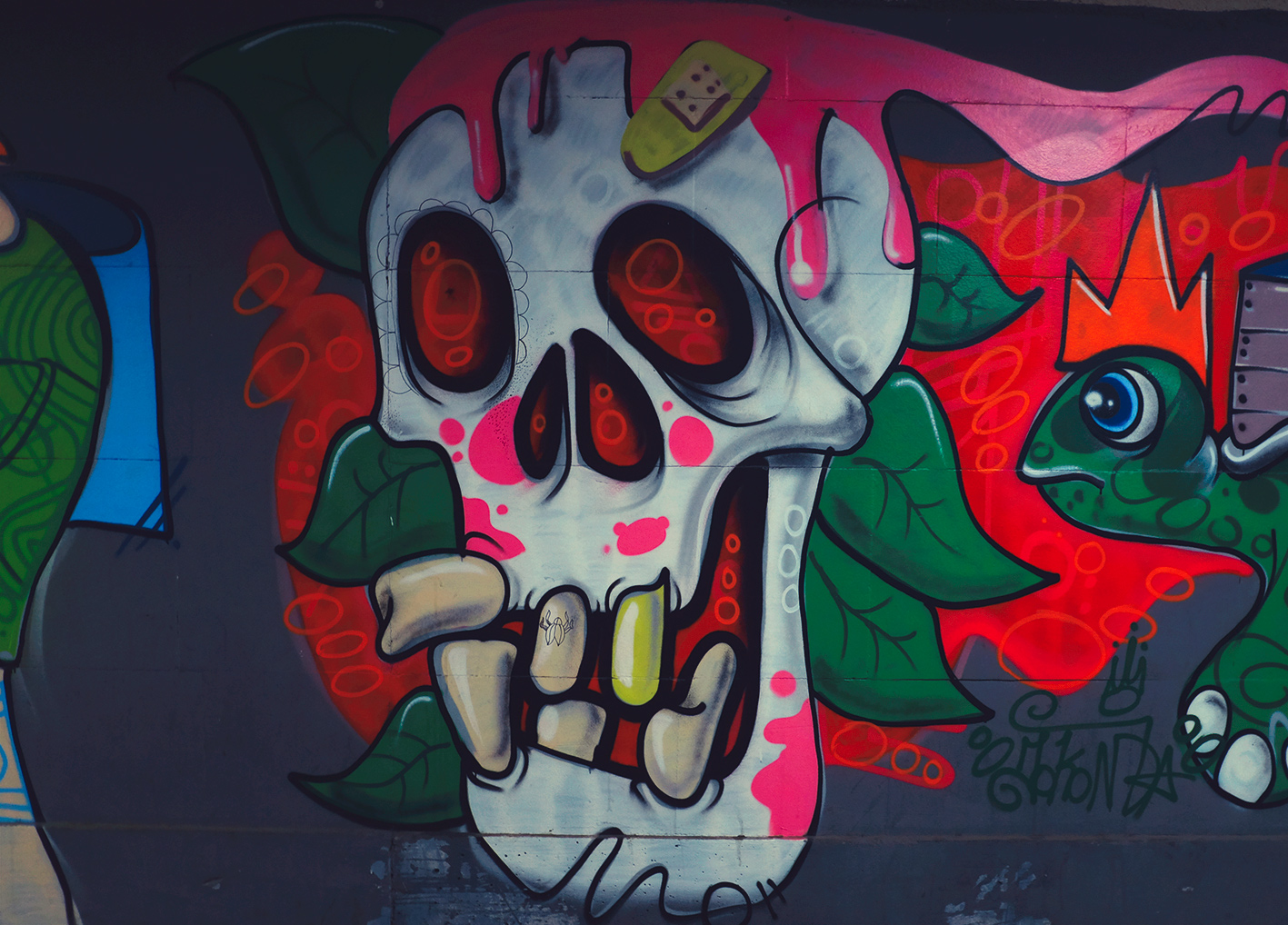Street art tbilisi