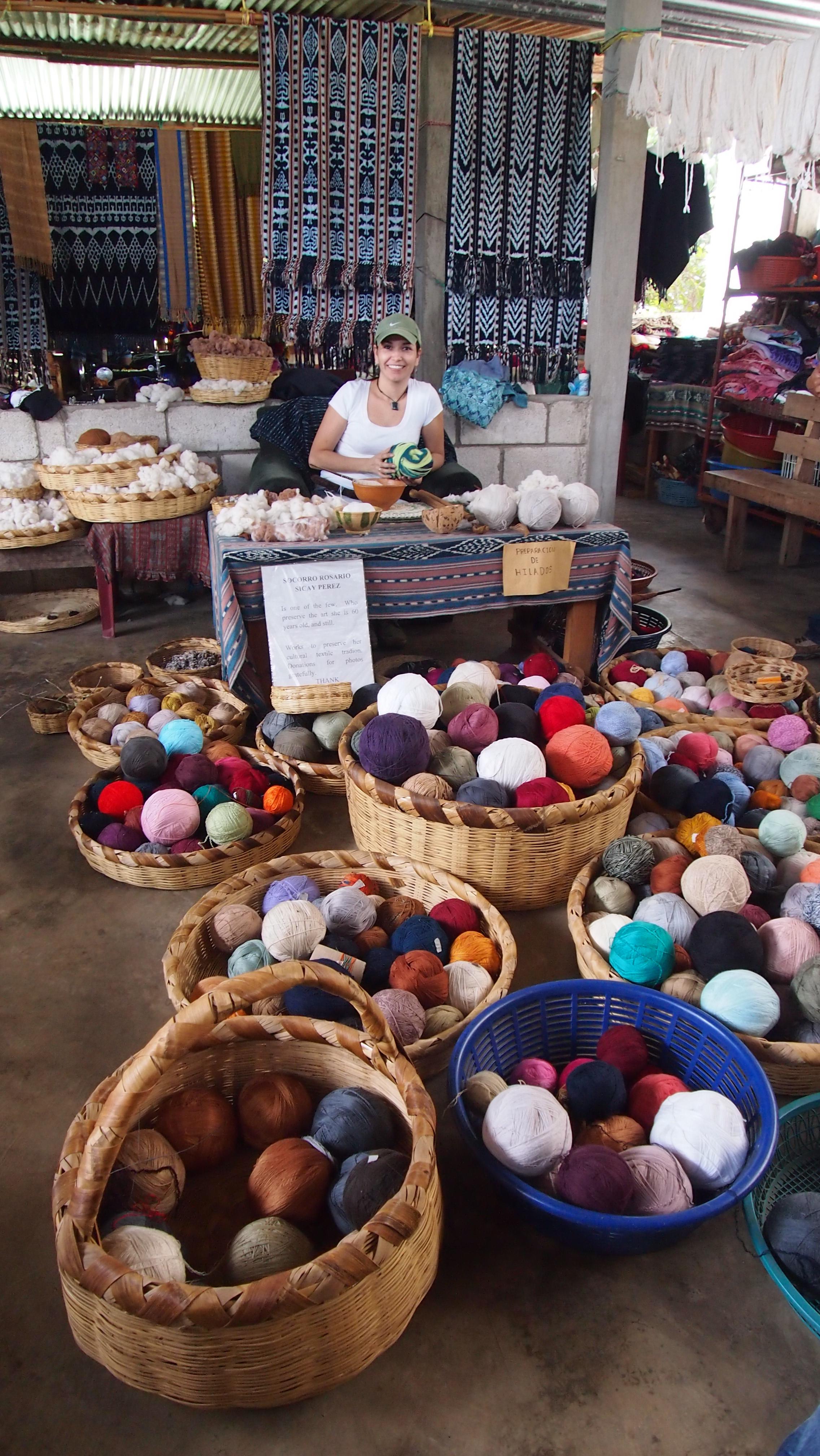 Textiles in San Jorge Atitlan.JPG