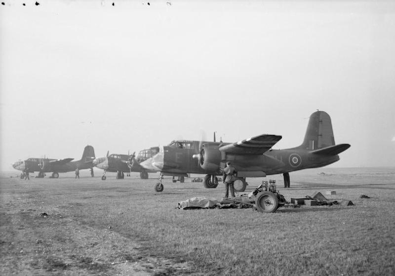 June, 1944, RAF Hartford Bridge ready to strike back  Read more: http://blackbusheairport.proboards.com/thread/3/photo-day?page=2#ixzz5HeUSjMl5