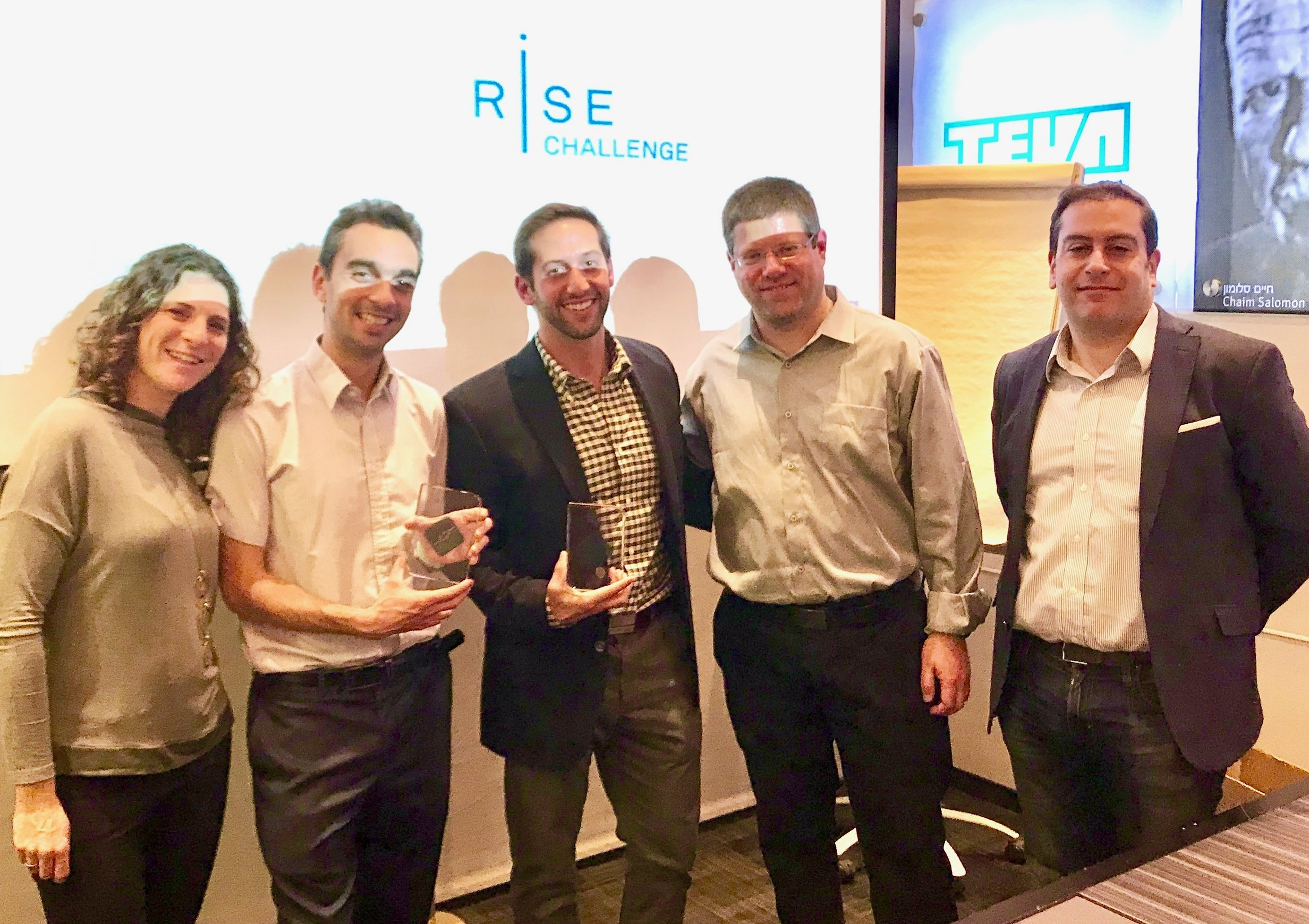 RISE Challenge Award Ceremony
