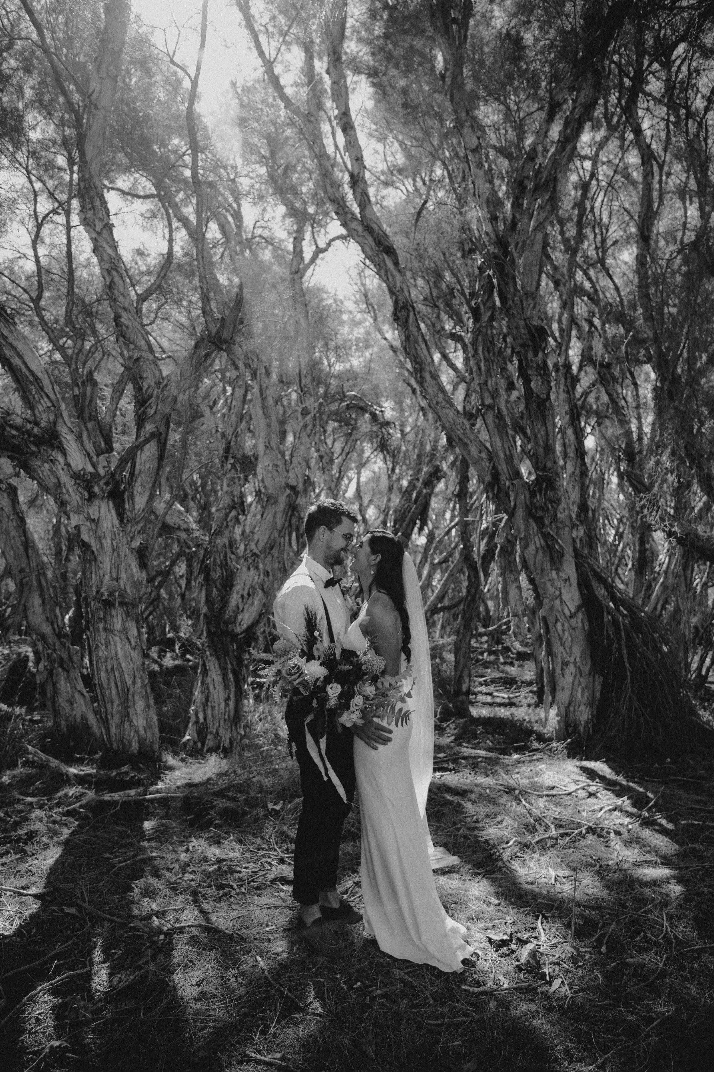 Brandon & Rianna - 20. 04. 18 / Backyard Wedding