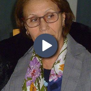 NAZIHA LAABIDI - Minister of Women, family and Children, Tunisia