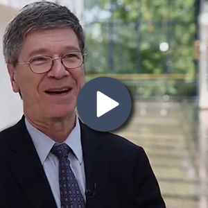 JEFFREY SACHS - Director, Earth Institute, Columbia University, United States of America