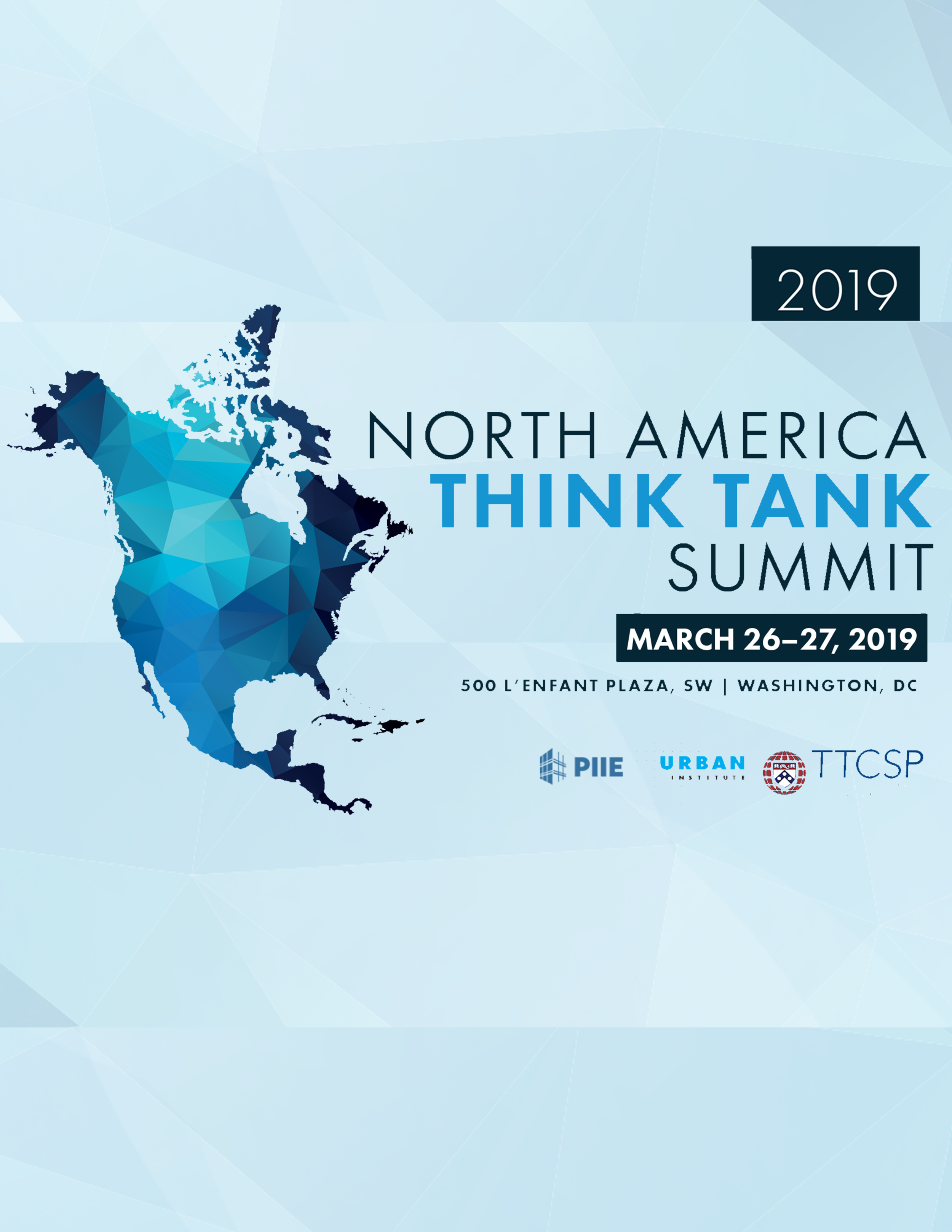 2019 North America Think Tank Summit