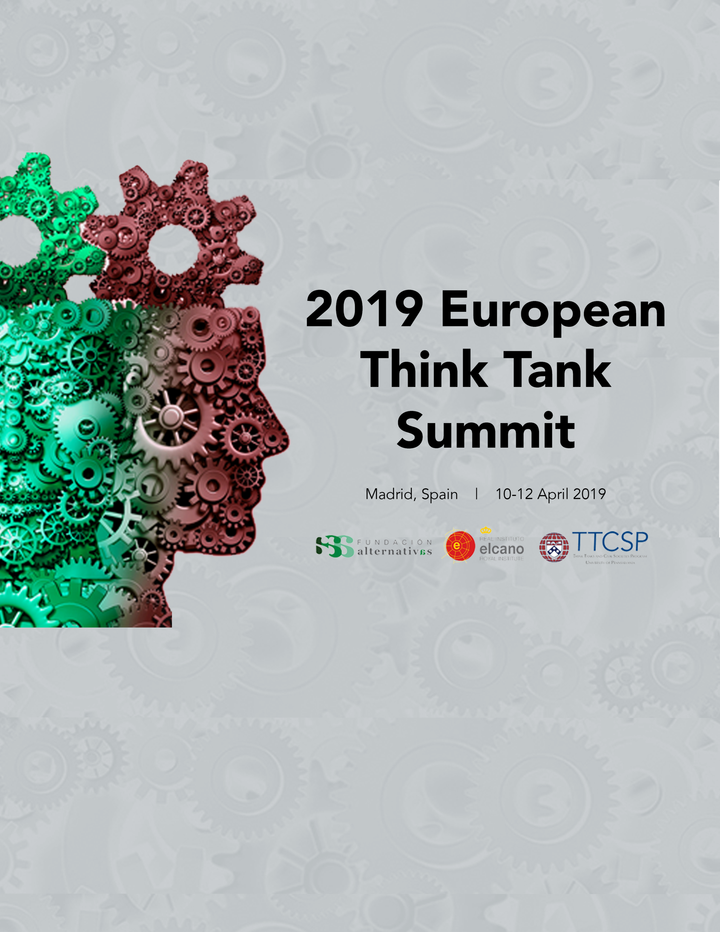 2019 Europe Think Tank Summit