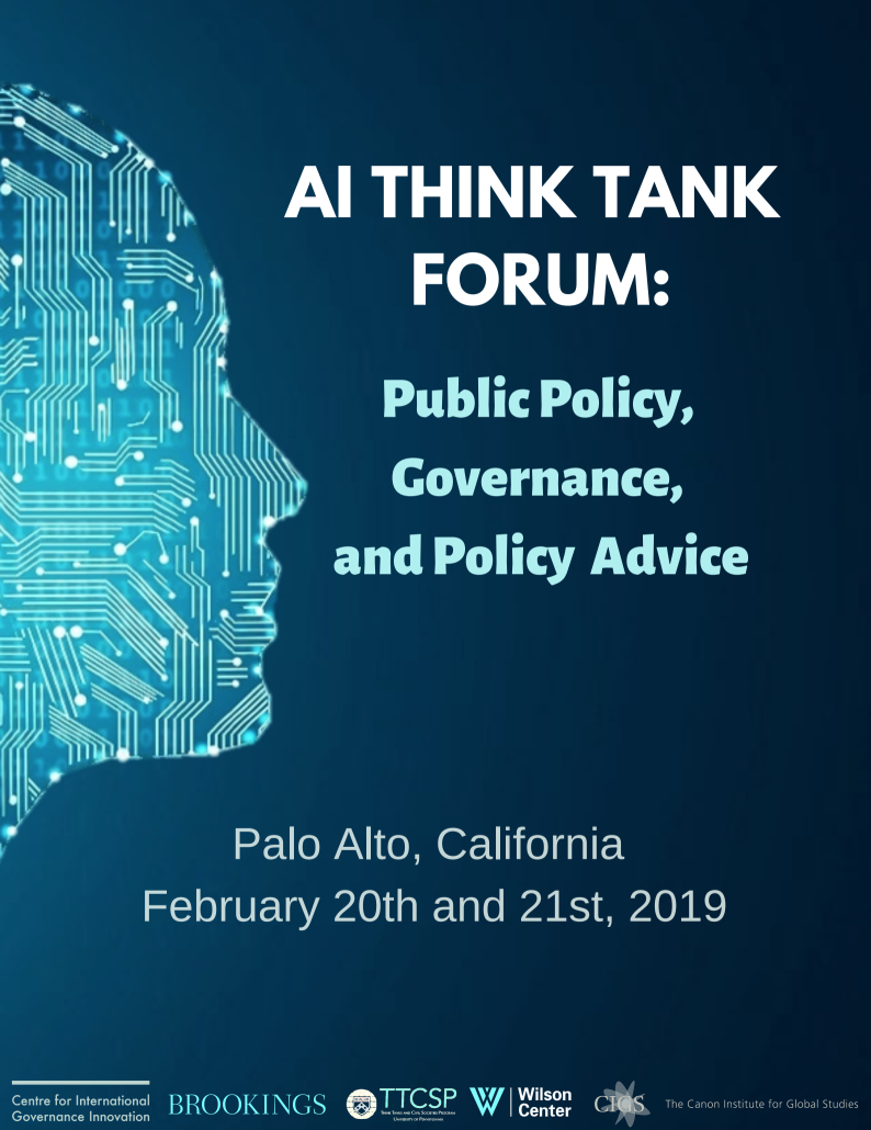 2019 Artificial Intelligence Forum
