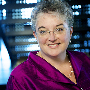 Carole Wedge, President of Shepley Bulfinch