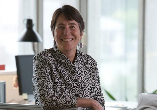 Laura Wernick, Senior Principal at HMFH Architects