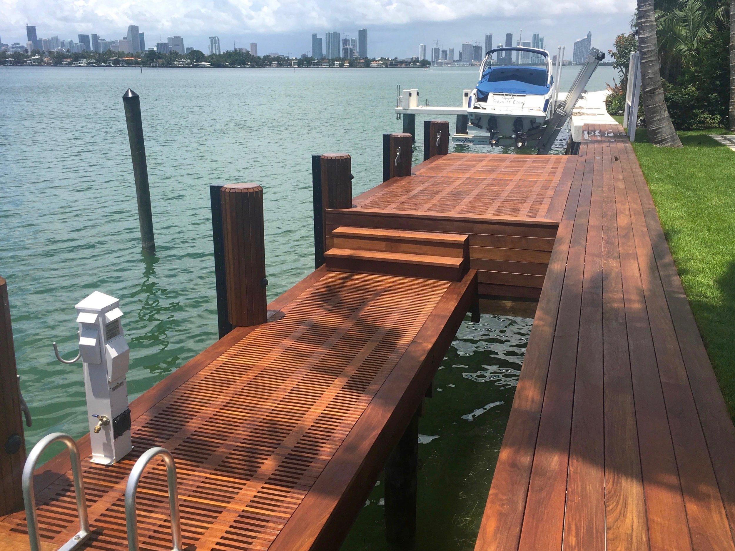 Photos — B&M Marine Construction, Inc.