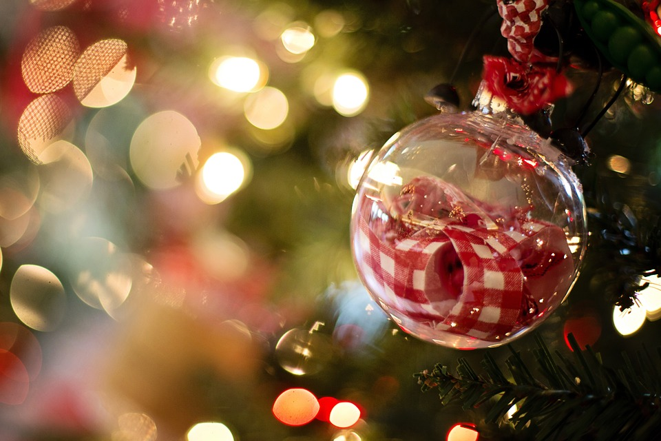 CHRISTMAS SOCIAL|DEC 2017 - Find your footing in your new environment.