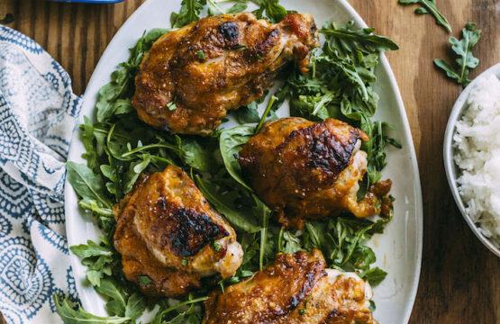 Apricot Glazed Turkey -