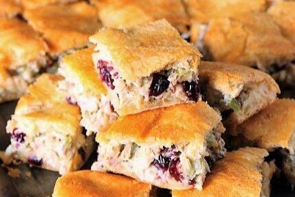 Turkey Crescent Bites -