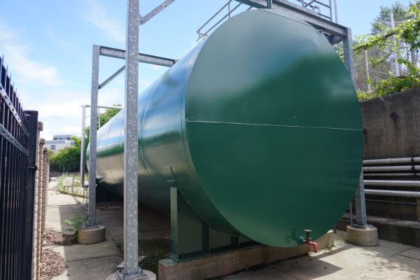 Paint Outdoor tank