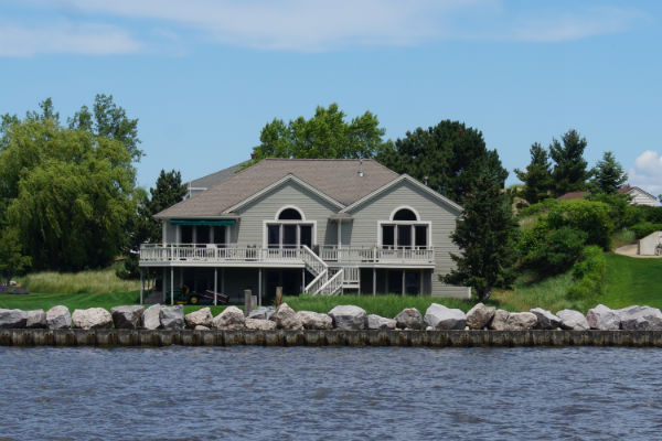Ferrysburg waterfront home