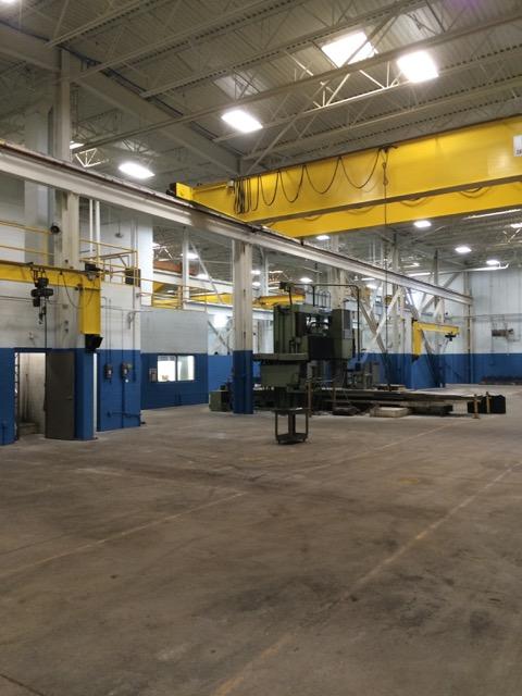 warehouse painting - beam