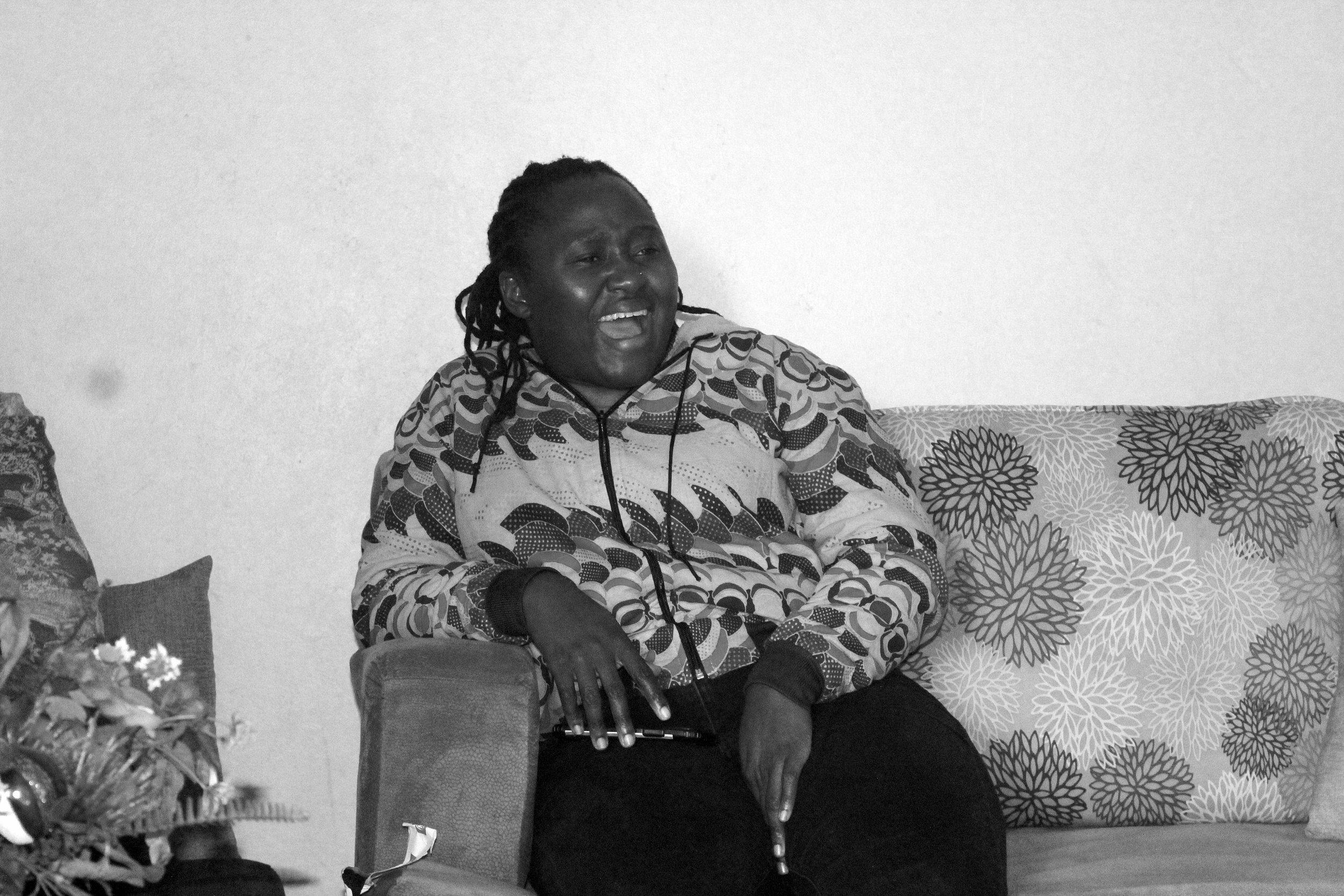 Grace Ruvimbo