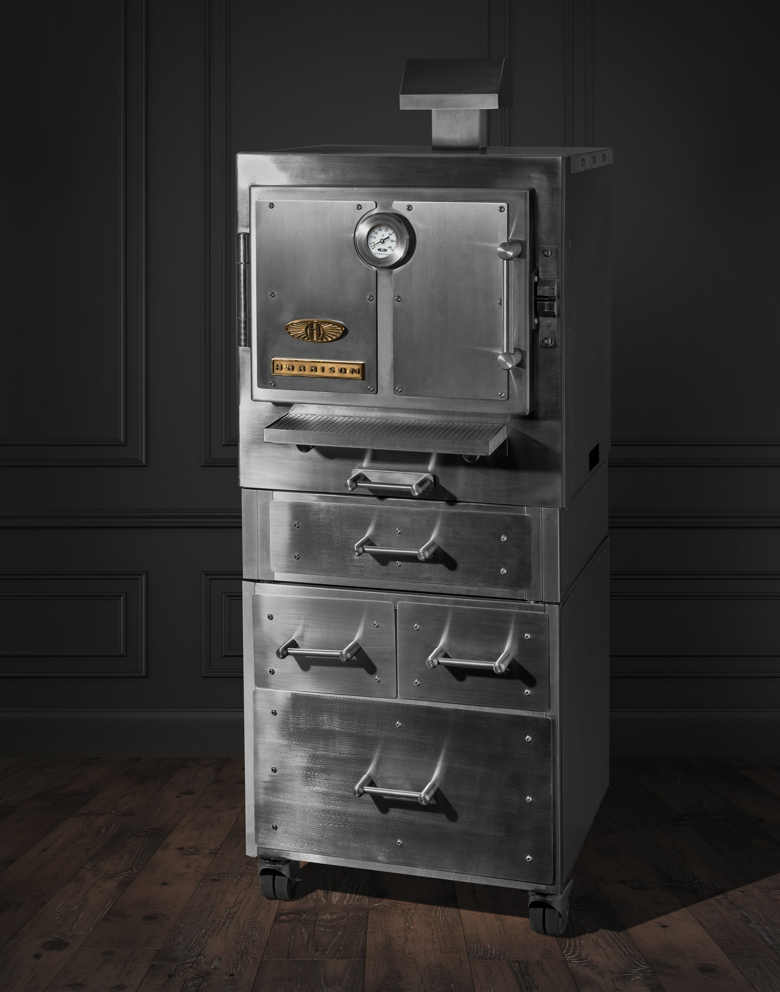 The Harrison 'S' Charcoal Oven