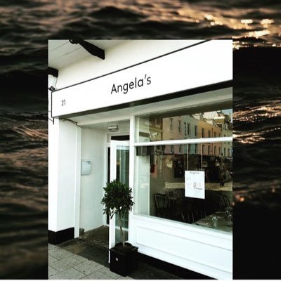 The new Angela's of Margate's menu is cooked solely in a Harrison Charcoal Oven.
